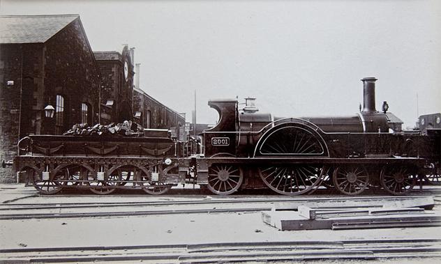 7- locomotives