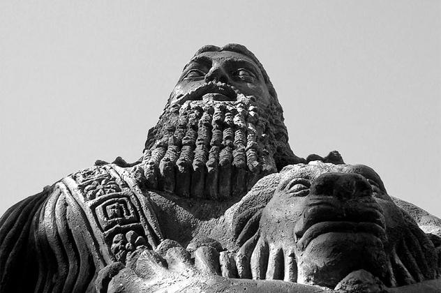 1- Gilgamesh