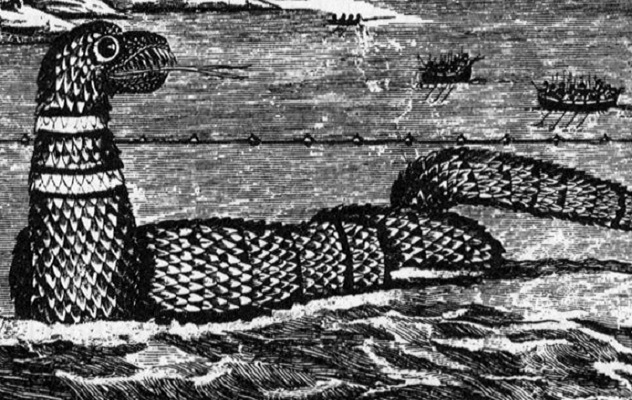 1817_Gloucester_sea_serpent