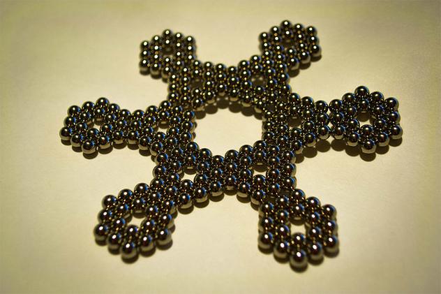 5- buckyballs