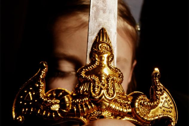 3- sword