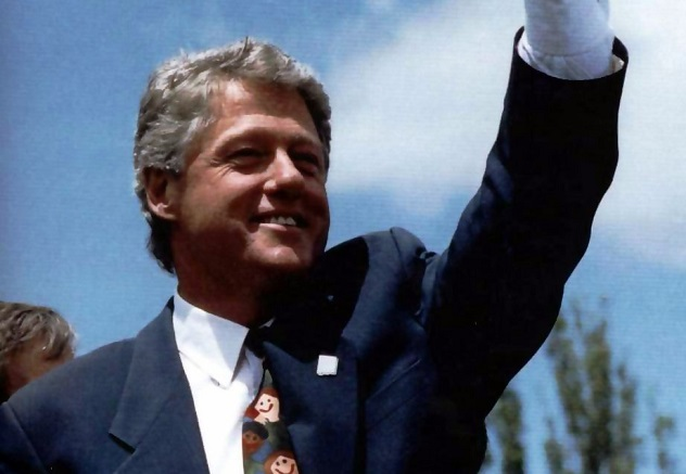 Bill_Clinton_visit_to_Los_Alamos