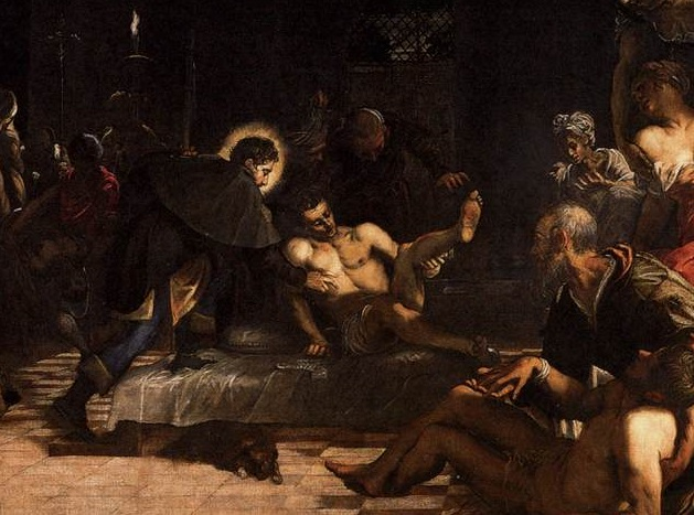 Jacopo_Tintoretto_-_St_Roch_in_the_Hospital_-_WGA22605