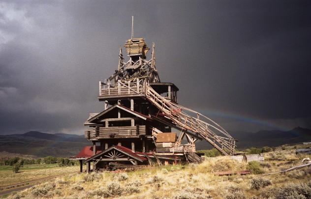 LeesHouse-rainbow1998