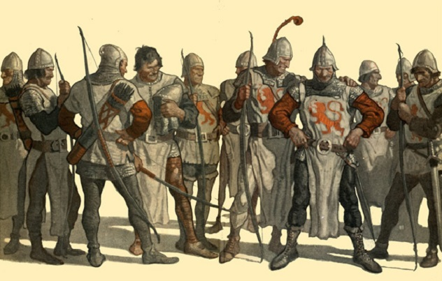 10 Swashbuckling Mercenaries Who Ravaged Medieval Europe ...  10 Swashbucklin...