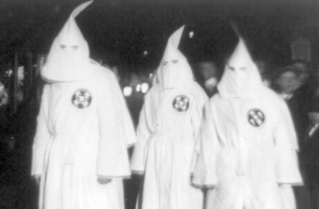 a research on the ku klux klan Claiming he needed to do more research before taking a position  tapper  again clarified that he was referring to the ku klux klan.