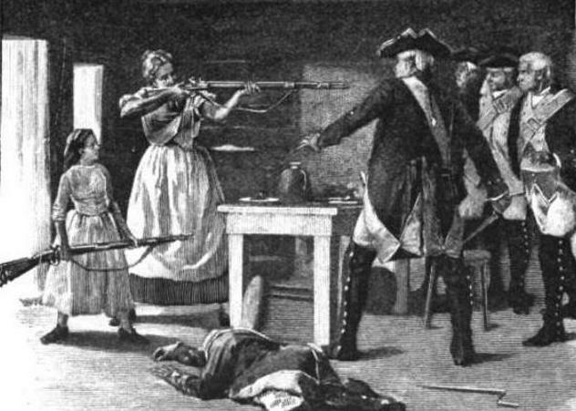 the women during the revolutionary colonial america Who could predict what breaking away from the british empire might mean for black people in america the british  during the revolutionary  colonial society.