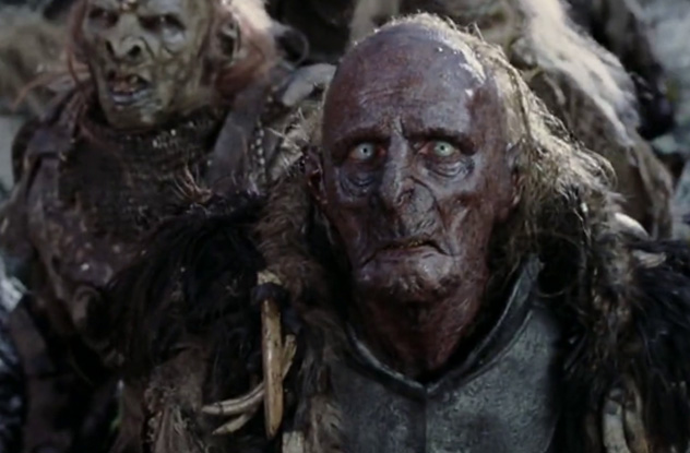 Orc Species Lord Of The Rings