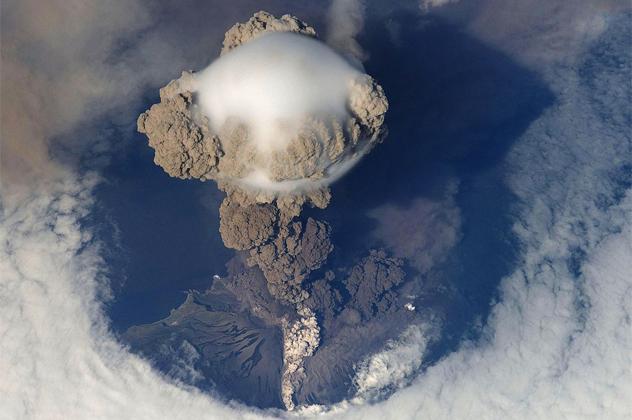 4- volcano