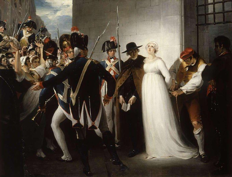 785px-Marie_Antoinette_being_taken_to_her_Execution,_1794
