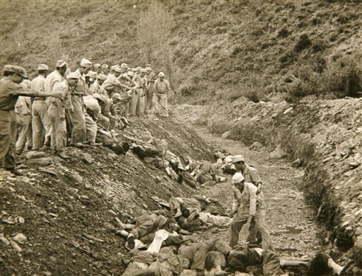 Korea Mass Executions