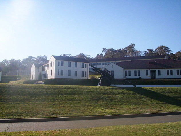 Duntroon Military College