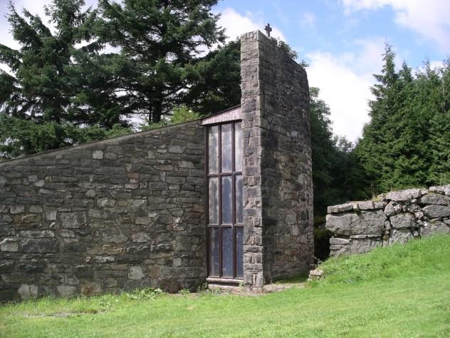 Llyn Celyn chapel