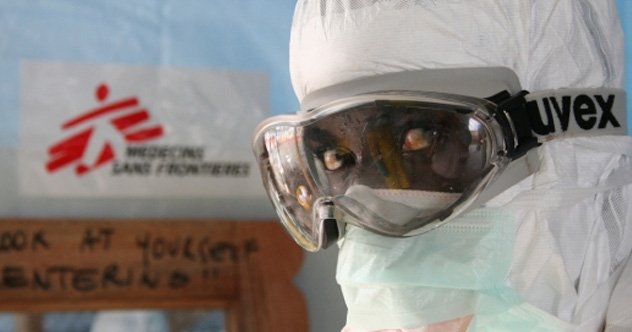 10 Ridiculous Conspiracy Theories About The Ebola Crisis