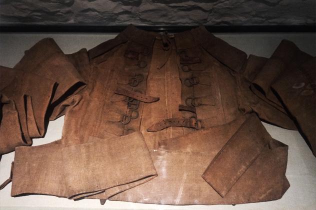 5- straitjacket