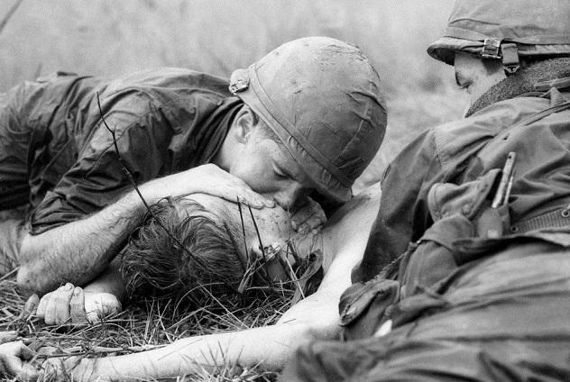 VIETNAM WAR MEDIC CALLAHAN
