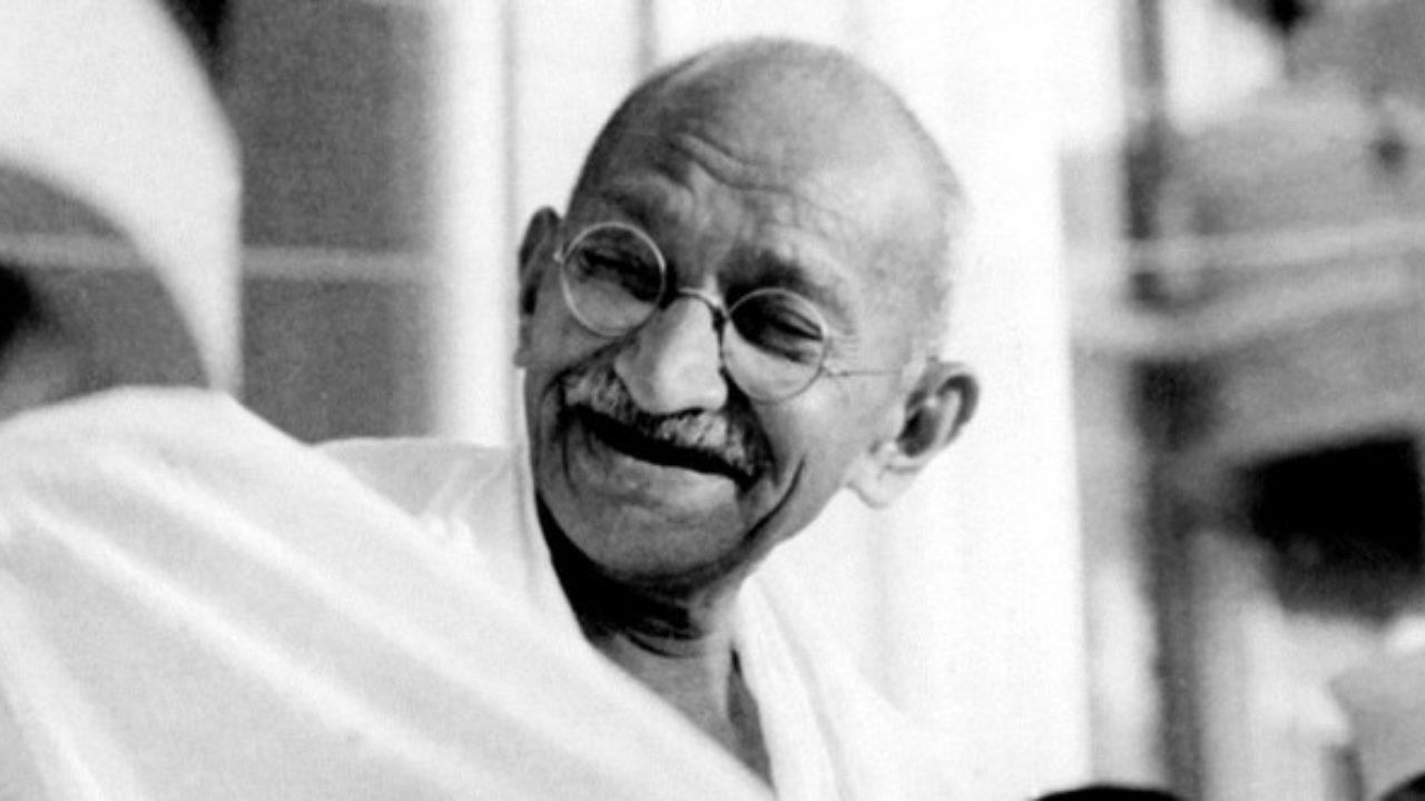 A Different Gandhi