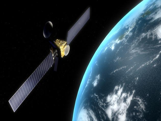 Solar in orbit 9