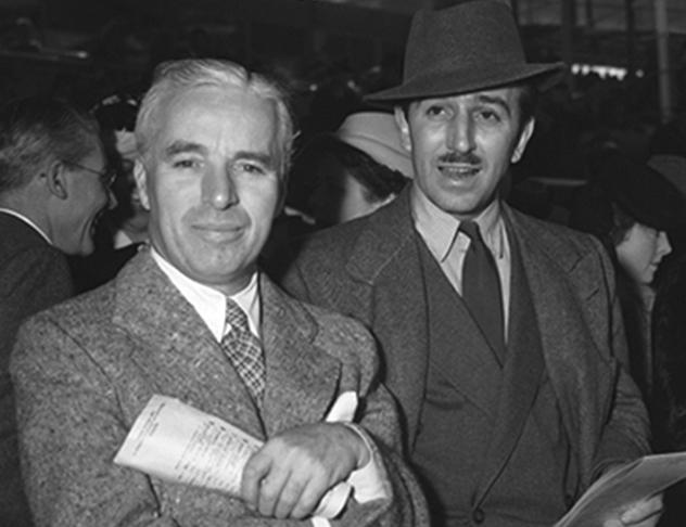 1_Chaplin_Disney