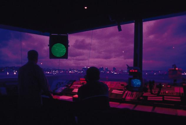 6 air traffic control