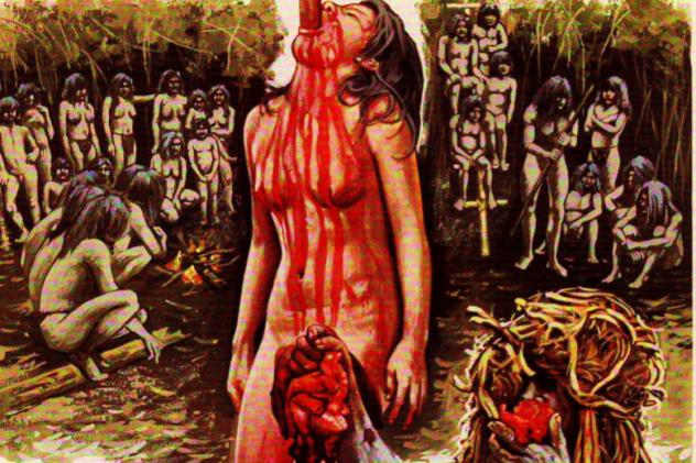 cannibalholocaustposter
