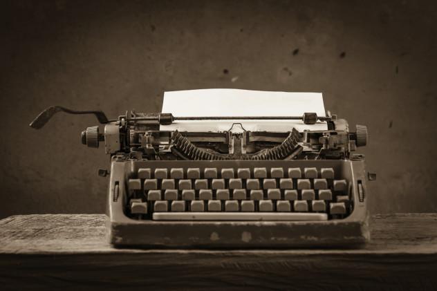 3 typewriter