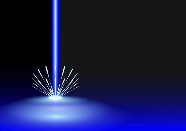 5 laser