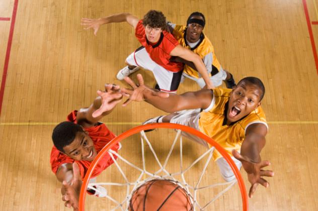 1 basketball