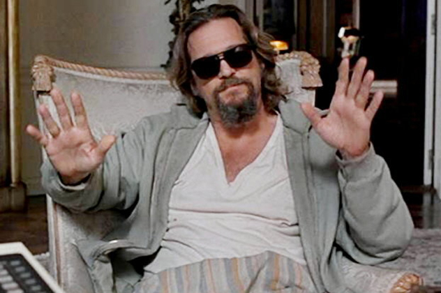 1- the dude