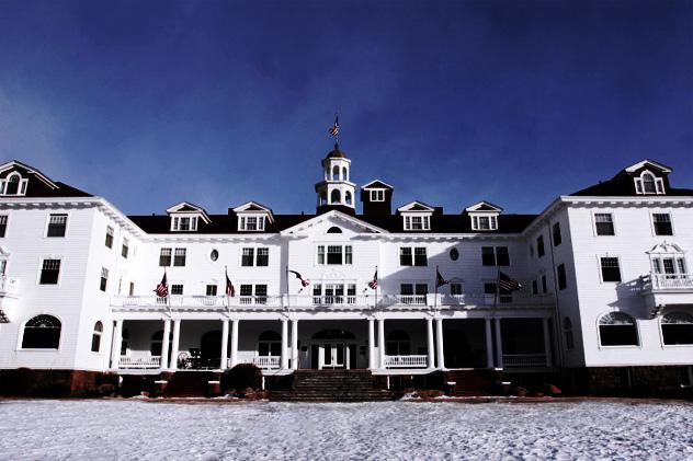 10- stanley hotel