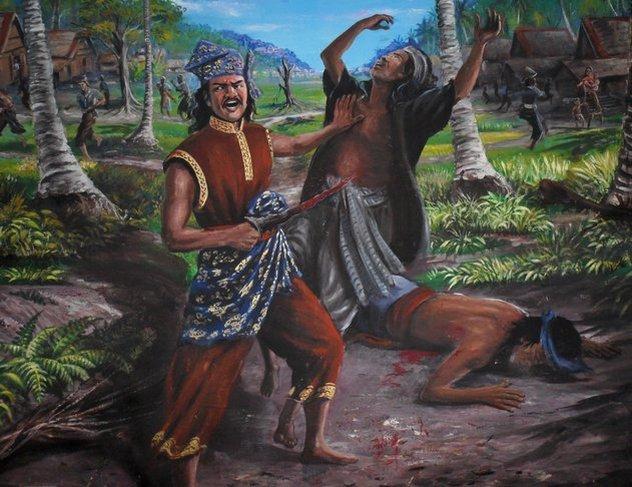 10_Borobudur_Keris