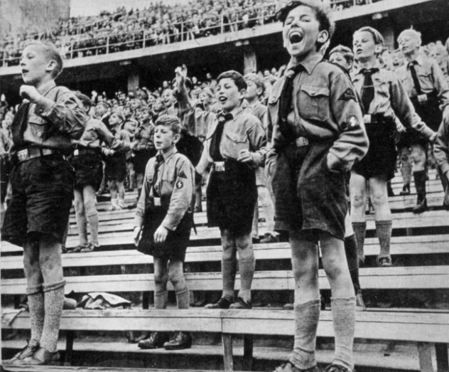 3 nazi youth