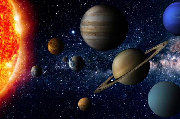 3- solar system