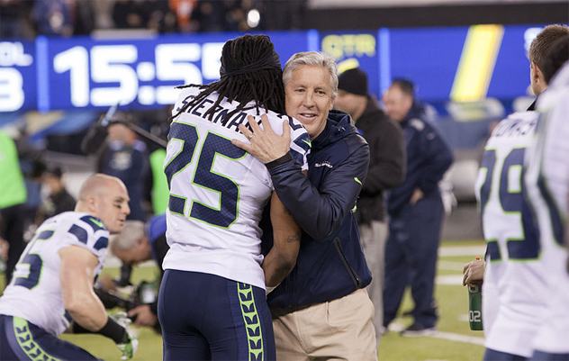 4- Pete Carroll