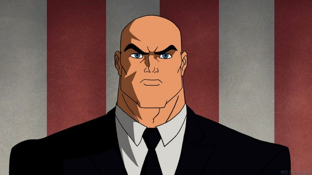 7 lex luthor