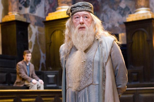 8- dumbledore