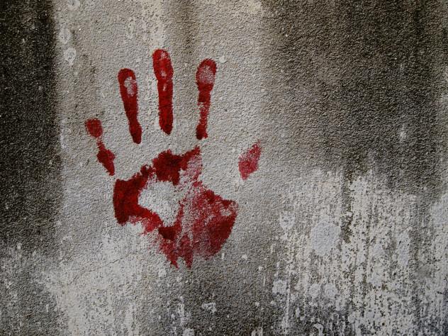 8 handprint
