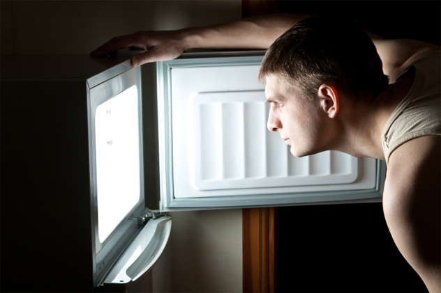 1- fridge
