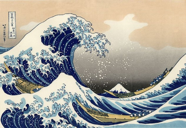 1 great wave