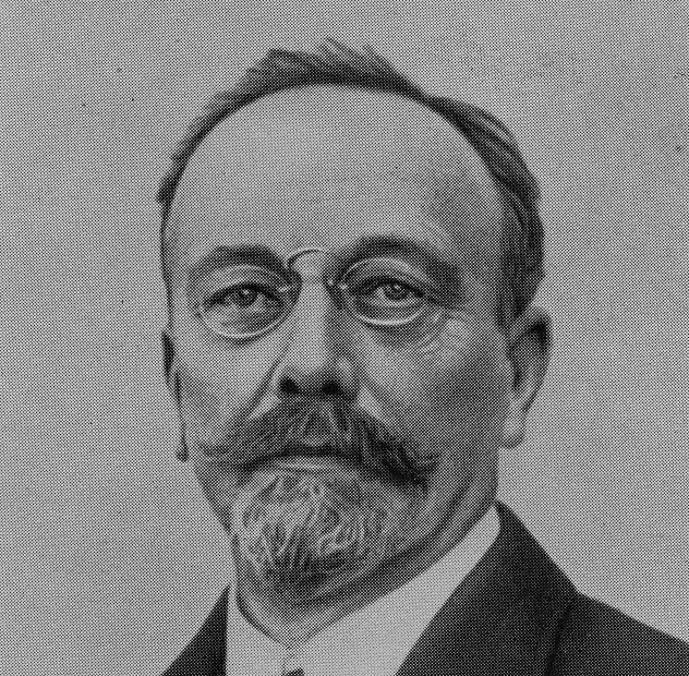 M0014458 Johannes Fibiger (1867-1928)