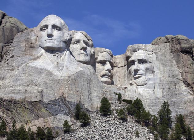 7 Mt Rushmore
