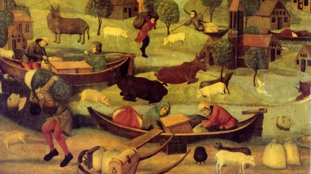 7 Sint_Elisabethsvloed_1421