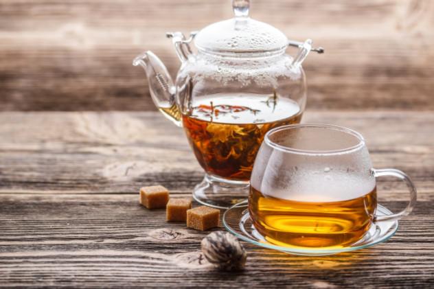 1 brew tea