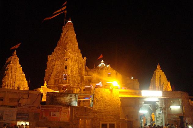 2- Dwarkadish Temple