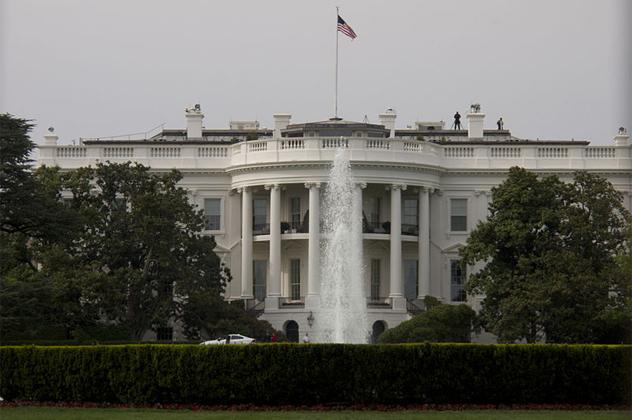 5- white house