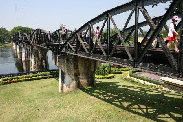 6 bridge river kwai