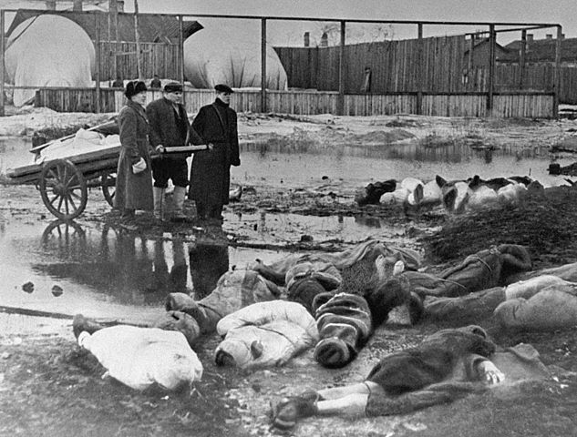 "Essay Analysis of Poem ""Leningrad Cemetery, Winter of 1941"" by Sharon Olds"