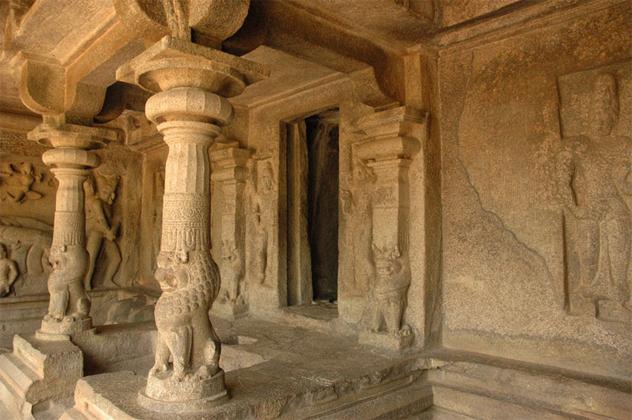 8- Varaha Cave Temple
