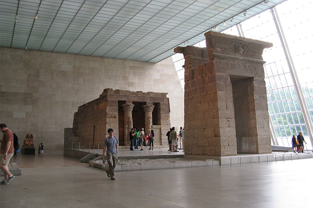 9- Temple of Dendur