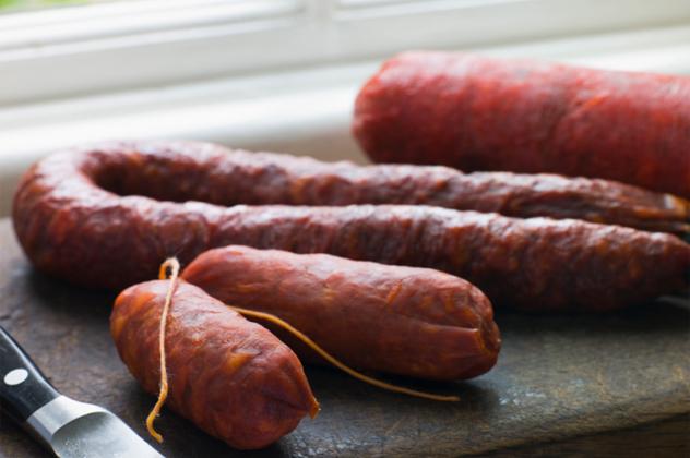 9- sausage
